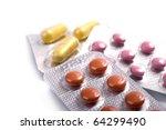 tablets | Shutterstock . vector #64299490