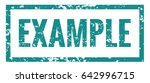 example stamp vector eps 10... | Shutterstock .eps vector #642996715