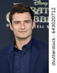orlando bloom at the u.s.... | Shutterstock . vector #643020712