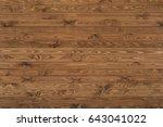 dark wood texture background... | Shutterstock . vector #643041022