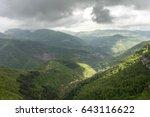 balkan mountains  bulgaria | Shutterstock . vector #643116622