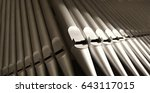 Part Of The Church Organ With...