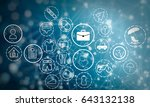 travel concept | Shutterstock . vector #643132138
