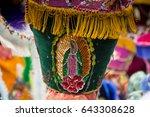 mexico city mexico september 21 ... | Shutterstock . vector #643308628