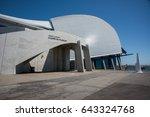 wa maritime museum in fremantle ... | Shutterstock . vector #643324768