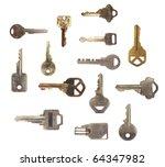 Multiple Kinds Of Keys Isolated ...