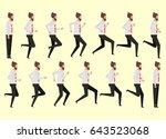 running man for animation 14...