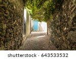 villebrequin street in la...   Shutterstock . vector #643533532