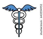 pharmacy symbol isolated icon | Shutterstock .eps vector #643554952