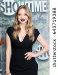 "Small photo of LOS ANGELES - MAY 19: Amanda Seyfried at the ""Twin Peaks"" Premiere Screening at The Theater at Ace Hotel on May 19, 2017 in Los Angeles, CA"
