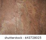 rock texture   Shutterstock . vector #643728025