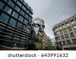 prague  czech republic   13 may ...   Shutterstock . vector #643991632