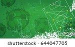 soccer   football design... | Shutterstock .eps vector #644047705