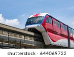 Red Monorail Operation Over...