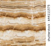 brown onyx stone texture with... | Shutterstock . vector #644111575