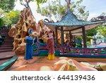 singapore  singapore   may 14 ... | Shutterstock . vector #644139436