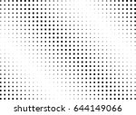 abstract halftone dotted...   Shutterstock .eps vector #644149066