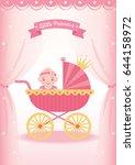 illustration vector of baby...   Shutterstock .eps vector #644158972