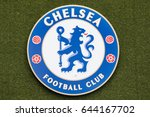 london  england   may 1 chelsea ... | Shutterstock . vector #644167702