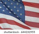 usa flag | Shutterstock . vector #644232955