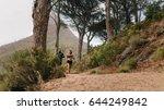 outdoor shot of young people... | Shutterstock . vector #644249842