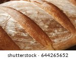 Bread Texture Crust Closeup...