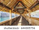 lucerne  switzerland   april 10 ... | Shutterstock . vector #644305756