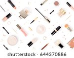 set of professional decorative... | Shutterstock . vector #644370886
