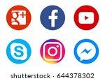 valencia  spain   may 09  2017  ... | Shutterstock . vector #644378302