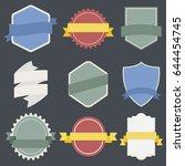 mixed set of badges emblem...