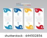 modern thai traditional info...   Shutterstock .eps vector #644502856