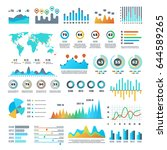business demographics and... | Shutterstock .eps vector #644589265