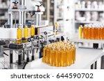 Process Of Producing Cosmetics...