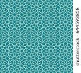 Seamless Pattern In Islamic...