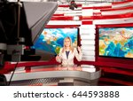 Weather Forecast. A Television...
