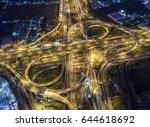 highway road | Shutterstock . vector #644618692