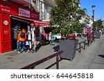 le croisic  france   april 13... | Shutterstock . vector #644645818