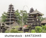 temple complex named pura... | Shutterstock . vector #644733445