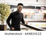 african american man   Shutterstock . vector #644814112
