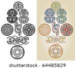 Art Nouveau Pattern Collection
