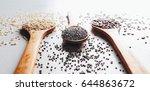 healthy seeds   Shutterstock . vector #644863672