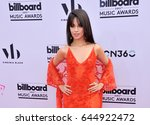 camila cabello at the 2017... | Shutterstock . vector #644922472
