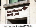 london  uk   july 8  2016  bank ... | Shutterstock . vector #644978866