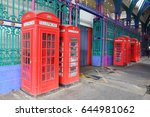 London Telephone   Red Phone...