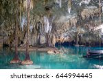 Beautiful View Of Cenote Sac...