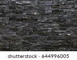 wall rocks | Shutterstock . vector #644996005