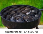 preparing for grilling | Shutterstock . vector #64510270