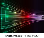 abstract colorful background.... | Shutterstock .eps vector #64516927