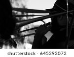 Small photo of Trombone player