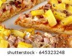 Hawaiian Pizza Homemade